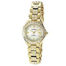 watches from top brand s for men ladies and kids at kmart com armitron ladies swarovski crystal accent watch w round gold tone case mother