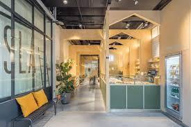 Sla Design Sla Hoog Catharijne Salad Bar Standard Studio
