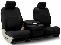 coverking black ballistic seat covers