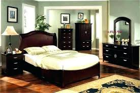 bedroom with black furniture paint colors for black furniture dark brown furniture dark bedroom colors best