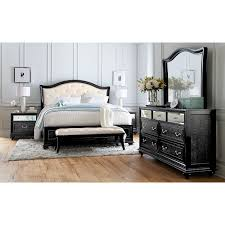 Marilyn Monroe Bedroom Furniture Marilyn Dresser And Mirror Ebony Value City Furniture