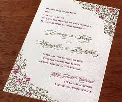 35 best wedding invites images on pinterest wedding blog, shed Funny Indian Wedding Invitation Cards romantic letterpress wedding invitation by invitations by ajalon @laura jayson harris @sarah harris funny indian wedding invitation cards for friends