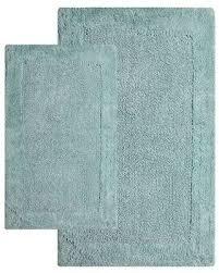 chesapeake merchandising bath rug set 21x34 in and 24x40 in reversible 2 piece