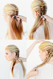 hairstyles ideas trends quick and easy for long hair braids one in the back side