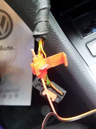 vwvortex com upgraded to vw rcn 210 bluetooth enabled radio plug the can adapter to the back of the unit as is turn on the headlight check if the buttons are lighted if yes you are done