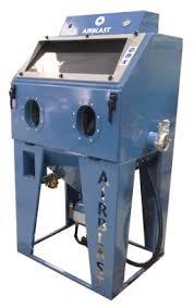 Direct Pressure Blast Cabinets - Airblast Eurospray