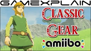 Unlock Classic Zelda Items In Breath Of The Wild With 30th Anniversary Amiibo