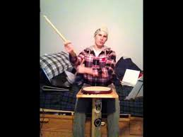 Aaron Rosin ceremonial guard audition tape #130 - YouTube