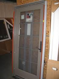 Single patio doors Upvc Details Diggerslist New Andersen Terrratone Single Patio Door 36