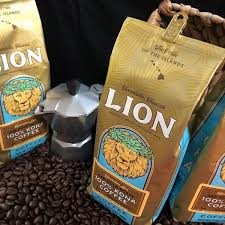 Unlike the coffee beans of ancient times, the 100% maui mokka coffee beans are grown on the slopes of the mountains in western maui. Lion Coffee Home Lion Coffee