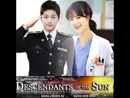 Image result for descendants of the sun