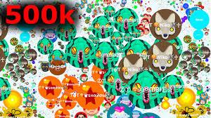 500 k Agario Lobby? Agar.io Hacked Gameplay - YouTube