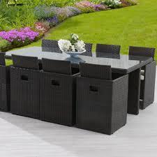 Table Et Chaise De Jardin En Resine Pas Cher