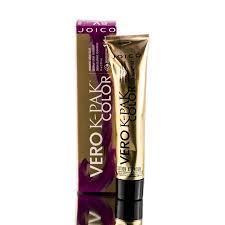Joico Vero K Pak Hair Color Chart Joico Vero K Pak Hair Color 6v Light Violet Brown