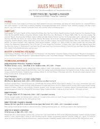 Event Manager Resume Samples Planning Manager Resume Sample Simple Resume Download Pdf