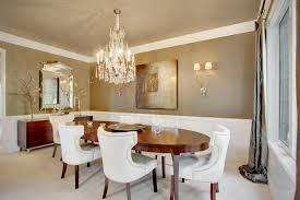 oval chandeliers for dining room stirring inspiring design with brown wooden decorating ideas 21