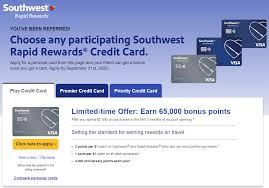 We can help you find the credit card that matches your lifestyle. Expired All Southwest Personal Cards 65 000 Points Signup With 2 000 Spend In 3 Months Last Day Doctor Of Credit