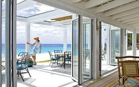homeowners can expand on home design ideas this year with two new large opening glass wall s by nanawall systems that combine several features to