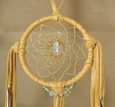 Dream Catcher With Crystals Native American Dreamcatcher Cynthia Whitehawk Apache 100 Inch Bear 55