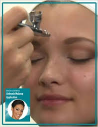 back to basics airbrush makeup application video step by step pdf