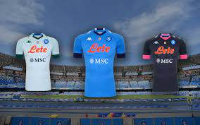 The new Kappa jerseys of Napoli 2020-21