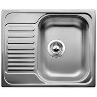 Врезная <b>кухонная мойка Blanco Tipo</b> 45S Mini 60.5х50см ...