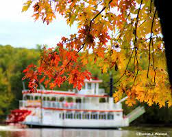 Visit Stillwater, MN in the Fall ...