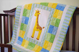Craftdrawer Crafts: Free Quilt Pattern of the Day a Giraffe Baby ... & Craftdrawer Crafts: Free Quilt Pattern of the Day a Giraffe Baby Quilt  Pattern Adamdwight.com