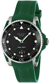 gucci watches jewellery for men shopstyle gucci dive 40mm