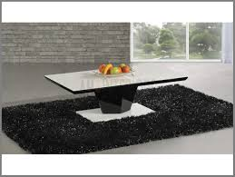 amazing arctic white high gloss black glass coffee table tiffany black high gloss coffee table