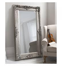 mirror 36 x 72. mirrors, 36 x 72 mirror framed valois silver 38 g