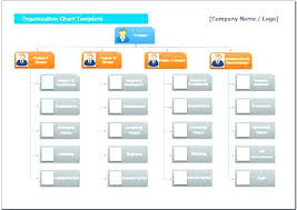 excel template organizational chart 10 organizational charts template proposal review