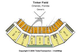 Warped Tour Seating Chart Cheap Tinker Field Tickets