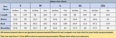 Burqa Size Chart Us 42 83 40 Off Muslim Women Dress Djellaba Casual Abaya Plus Size Caftan Lace Long Dress Turkish Dubai Robe Arab Traditional Clothing Kj In Islamic