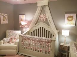 Bed Crown Canopy Crib Crown Teester Nursery by TheChicDecorShop