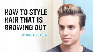 Growing Out Hair Style how to style hair growing out ditching the undercut mens 4904 by stevesalt.us