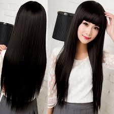 Japanese Straight Hair Style long japanese hairstyles japanese long straight hairstyles 6494 by wearticles.com