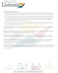 economic development city of lamoni collaboration iowa economic development authority 2