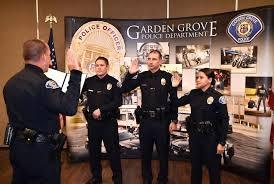 garden grove pd garden grove pd weles three new officers to agency garden grove pd dispatch