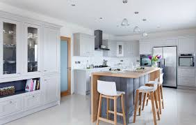 kitchens ireland. Beautiful Kitchens Classic Style Kitchen Painted In Greys From Farrow U0026 Ball On Kitchens Ireland H