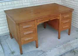 old office furniture wooden desk vintage work antique warehouse long island woo