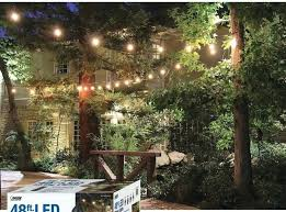 costco led string lights awesome led string lights outdoor costco outdoor designs decorating design