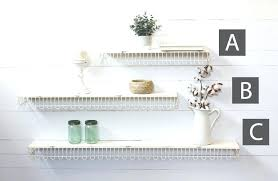 metal shelf metal shelf wall mounted shelf decorative shelves white shelves wall shelves white wall shelves with brackets white wall shelving unit ikea