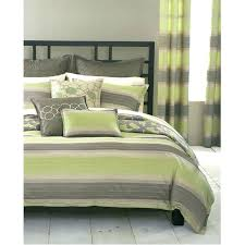 grey and green bedding gray comforter sets st 7 piece reversible twin set 5 lime uk pi