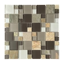 glass tile mosaic backsplash al1304