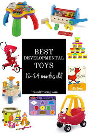 The Best Educational Toddler Toys + Baby Games   By Lauren M