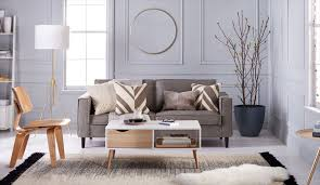 Simple Living Room Design Unique Stylishly Simple Ways To Maximize Your Small Space Walmart