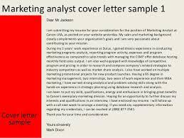 Marketing Analyst Cover Letters Under Fontanacountryinn Com