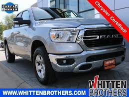 Certified Pre-Owned 2019 Ram 1500 for Sale   Whitten Brothers