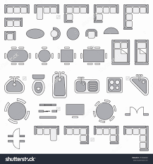 furniture floor plans. Blueprint Symbols Pdf Awesome Furniture For Floor Plans W